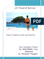 Blue Beach Travel & Service