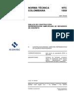 NTC1959 Norma Para Dibujar Conectores Fmax