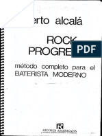 Rock Progresivo de Alberto Alcala