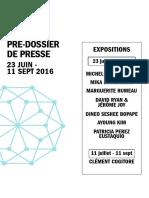 Houellebecq au Palais des expositions