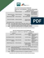Fichas Sesiones