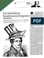 Las Autenticas Banderas de Belgrano