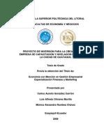 Proyecto Modelo Academia Pre