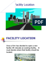 Facility Location