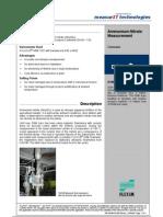 MeasurIT Flexim ADM7207 Project DMS Agro 0809