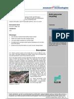 MeasurIT Flexim ADM7207 Project STARCK 0809
