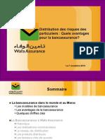 Distribution Risques Particuliers Ramses ARROUB Wafa Assurance