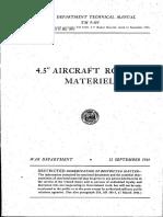 4.5 Inch Rocket Manual
