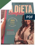 Livro Dieta Simples Dra Iara