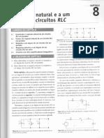 Circuitos Eletricos - Capitulo 8 - Riedel & Nilsson - Edicao 8