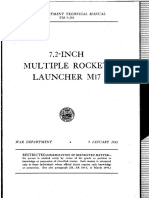M17 Multiple Rocket Launcher System  Manual