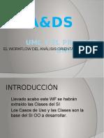 09-Uml y El Proceso Unificado-workflow Del Aoo