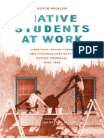 Native Students at Work