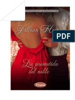 La Prometida Del Noble - Jillian Hunter