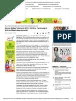2016 - Jelang Batas Toleransi KPK, 330 Izin Tambang di Kaltim Masih Bermasalah - Kompas.pdf