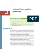System Documentation Techniques