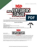 DDEX35 Bane of the Tradeways