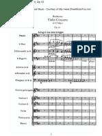 Beethoven Conserto Violin Mom-1