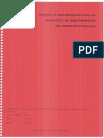 Manual de Operacion de Generadores