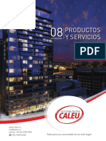 Catalogo Caleu 2016