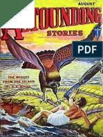 Astounding Stories August 1931