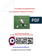 Training Program Manual for U7 and U8
