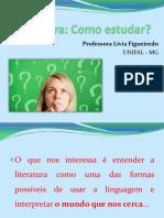 Genêros Literários - 3ª Aula