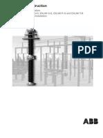 Manual de pararrayos ABB