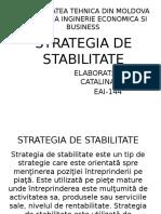 Managementul Strategic Ciobanu Catalina