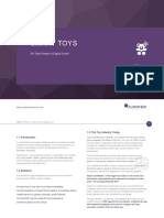Smart Toys Do Toys Dream of Digital Lives