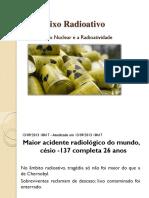 Aula 3 - Radioatividade