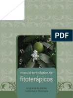 Manual Terapeutico Fitoterapico