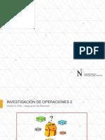 Sesión 6 Invop2 - Pdd - Asignación de Recursos - Presentación