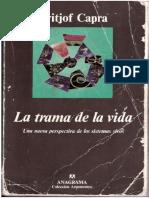 Capra; Fritjof. La Trama de La Vida (1996)