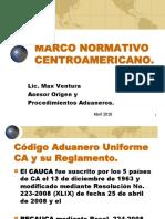 Código Aduanero Centroamericano