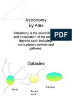 Alex Galaxies