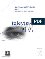 Trends in Audiovisual Markets. Regional Perspectives From the South.television, Cinema, Music. UNESCO