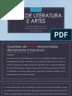 Questões Do Enem Relacionadas à Literatura