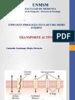 Tópicos en Fisiología Celular y Del Medio Interno