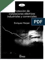 Proteccion de Instalaciones-Electricas Industriales Y Comercial - Enriquez Harper 2da Ed