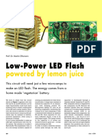 Electronique - Low-Power Led Flash
