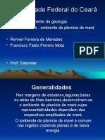 Ambiente Planície de Maré