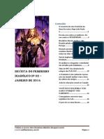 Revista Do Feminismo Diabólico - Janeiro de 2014