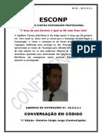 Conversacao Codigo Manual Espionagem Investigacao