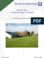 Waddon Way, Croydon