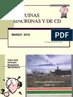 1maquinas Sincronas y de CD