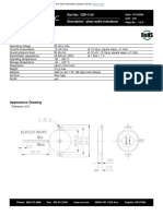 CEP-1110 Datasheet - Piezo Audio Transducer _ CUI Inc