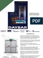 Ficha Puerta Cortafuego Daybar-copiado