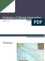 Evolution of Dental Composites PBL