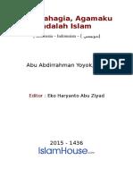 Id Aku Bahagia Islam Adalah Agamaku